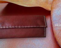 Skinclò porta tabacco color tabacco