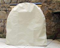 Cuffie copri ruota timone su misura Skinclò Italian Handcrafted