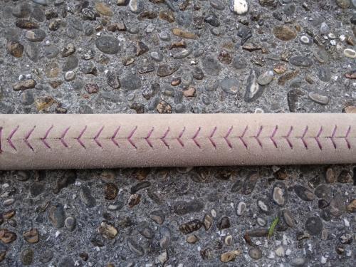 Alt/cucitura a spina di pesce rivestimento ruota timone