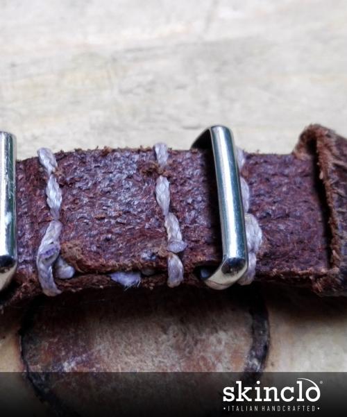cinturino-cuoio-vintage-cucito-a-mano-skinclò-italian-handcrafted-cinturino-vero-cuoio-fatto-a-mano-stile-vintage