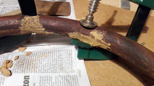 riparazione timoni volanti nautici Skinclò