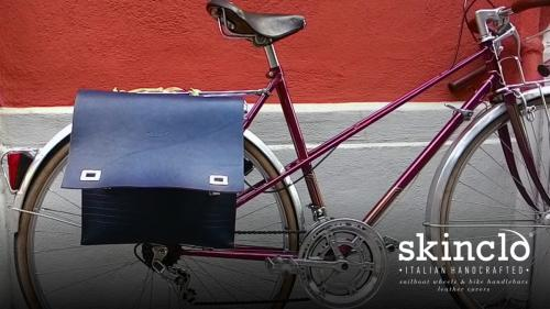 skinclò-bike-bag-on-french-randonneuse-motobecane_handcrafted-leather-covers_farrhad