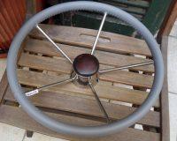 Rivestimento ruote timone imbarcazioni a motore e gommoni