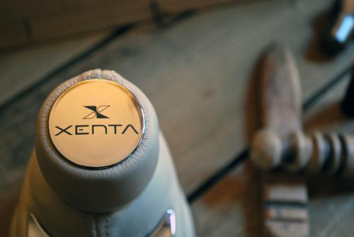 JOYSTICK-XENTA-LEATHER-COVER-WHITE
