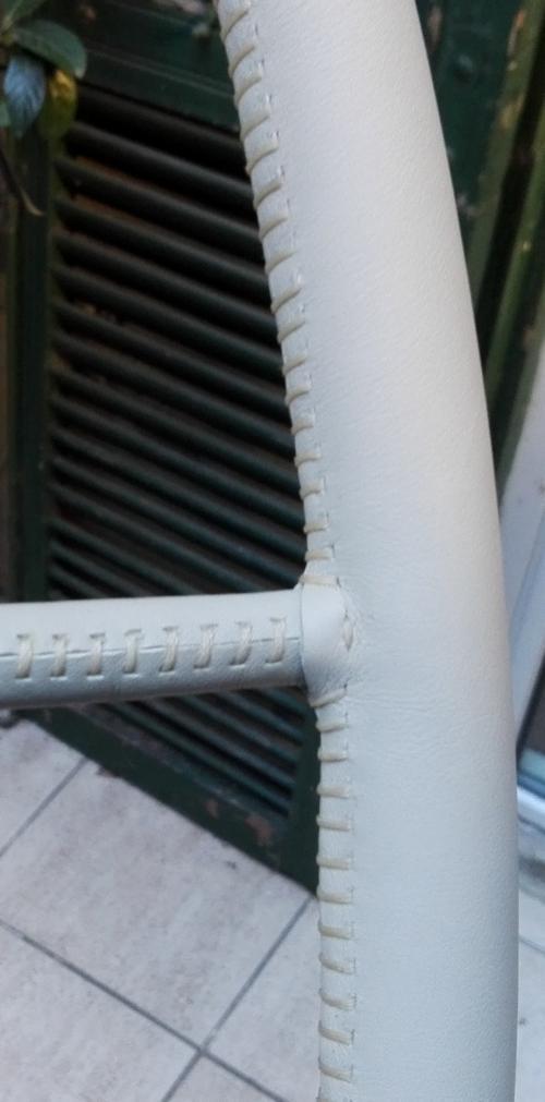 Skinclò kit rivestimento copertura ruota timone vela pelle